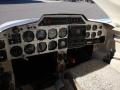 Kokpit letadla AeroCanard