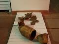 Artefakty spojeneckých pum