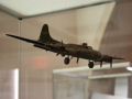 Model amerického letounu Boeing B-17 Flying Fortress