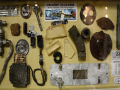 Drobné artefakty z B-24J Liberátor