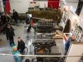 Expozice nalezených motorů