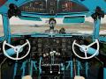 Kokpit letounu Iljušin Il-14