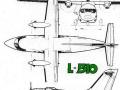 Vizualizace projektu Let L-510 Turbolet