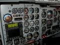Původní kokpit stroje Let L-410UVP-E20 Turbolet
