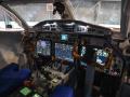 Modernizovaný kokpit stroje Let L-410UVP-E20 Turbolet