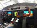 Kokpit stroje Let L-410 NG