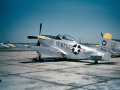 North American TF-51H Mustang