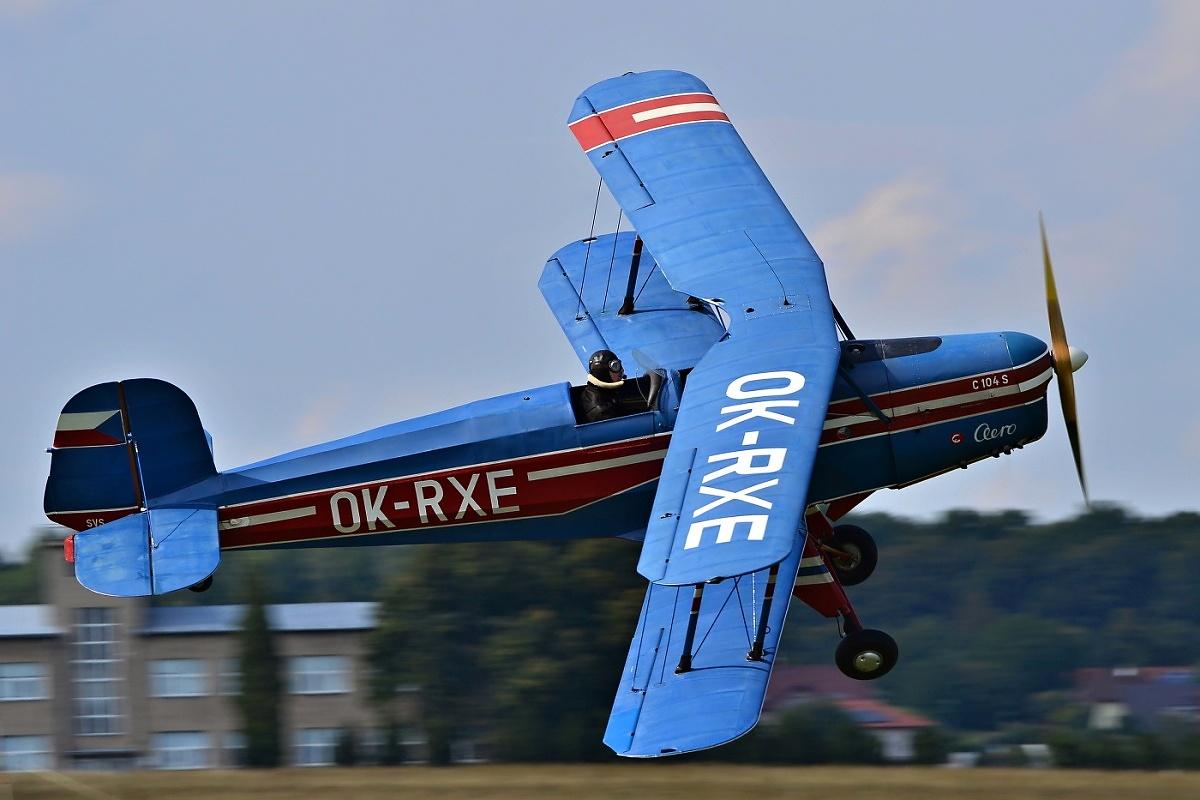 Bücker Bü-131/Aero C-104S