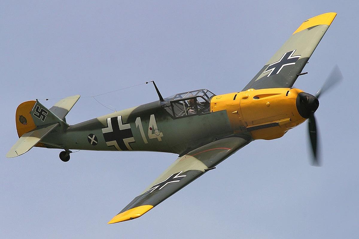 Messerschmitt Bf 109/Avia S-199