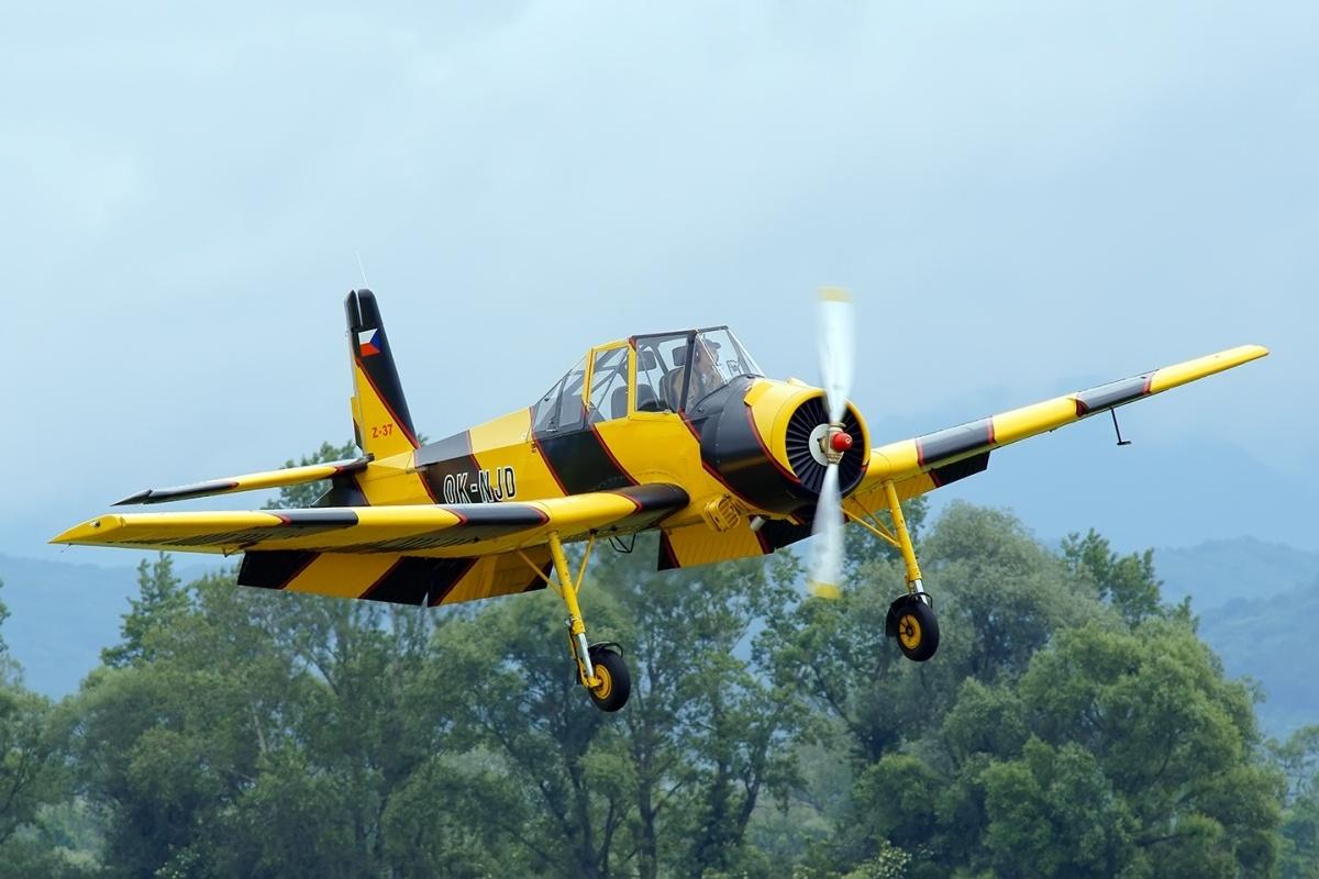 Zlín Z-37 Bumblebee
