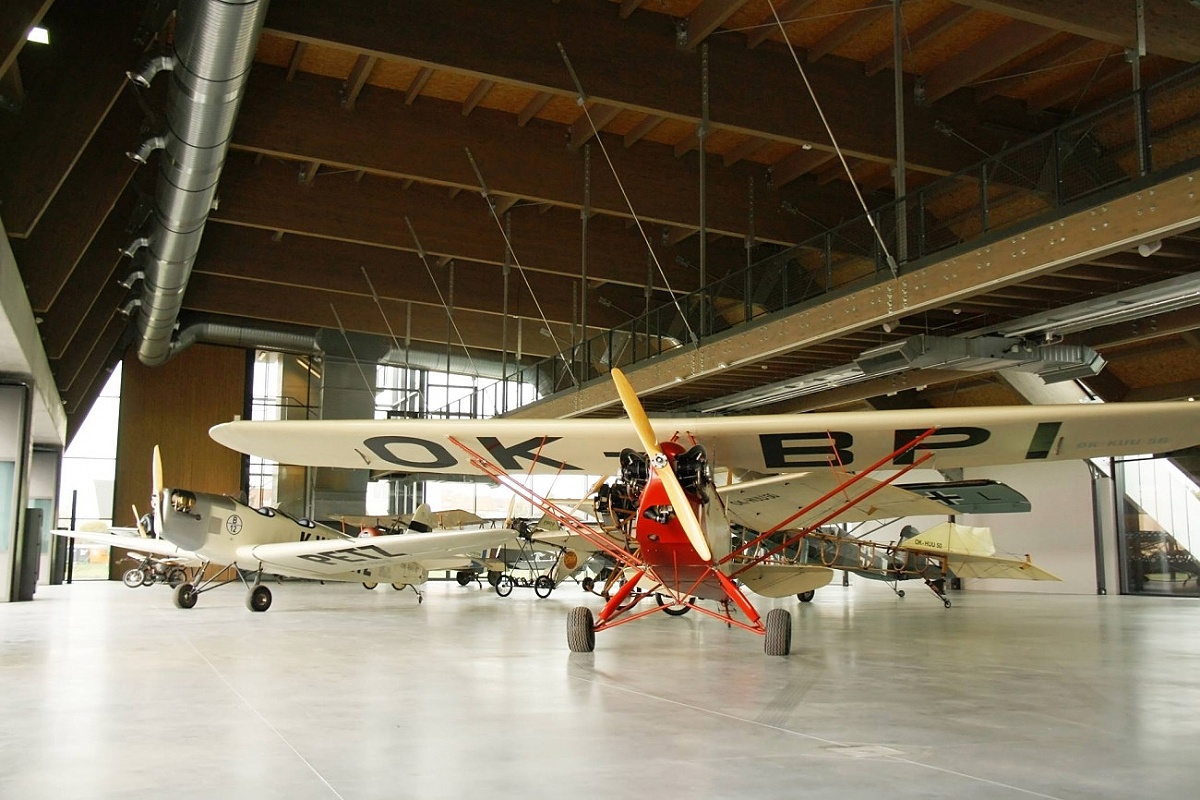 Letecká muzea vČR