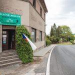 Military museum in Újezd pod Troskami